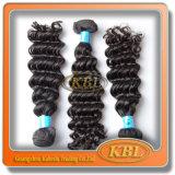 Человеческие волосы сотка, волосы Remy девственницы цены по прейскуранту завода-изготовителя бразильские