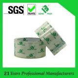 SGS e nastro adesivo dell'imballaggio di Corlored approvato iso BOPP