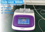 Bester Armkreuz-Ader-Abbau-Gefäßlieferant Dioden-Laser-980nm