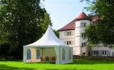 望楼の屋上のテントの屋外の結婚披露宴のテントの余暇の塔のテント