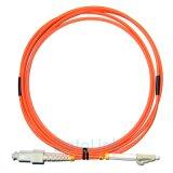 Sc (UPC) -LC (UPC) Duplex 2m mm OM3 patch cord