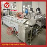 Type de courroie d'acier inoxydable faisant cuire la machine pour l'usage industriel de nourriture