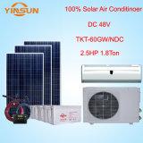 fuori dal condizionatore d'aria solare 2.5HP/1.8ton 20000BTU di griglia 100%DC