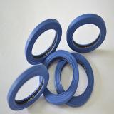 Sellos energizados resorte llenados fibra de vidrio de PTFE