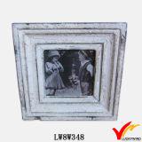 De elegante Vrije Bevindende Vierkante Kleine Frames van de Foto van het Triplex Houten