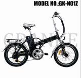 En15194, das elektrisches Fahrrad (TDN01Z, faltet)
