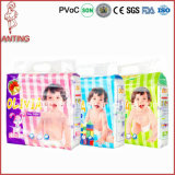 Grade superiore Free Sample Nice Magic Clothlike Film Baby Diapers Factory in Cina