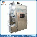 Dampf-Heizungs-Fisch-Fleisch-rauchende Maschine