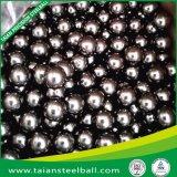 O SUS304 12,7 mm G50-G1000 Bolas de Espelho magnético em aço inoxidável