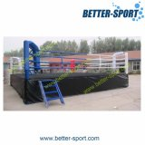 Heavy Duty International Boxing Ring com Altura