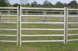 Heißes eingetaucht galvanisierter und Belüftung-Beschichtung-Sicherheits-Tierzaun-Entwurf kleine Vieh-Yards