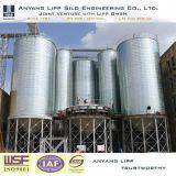 500t de grano de soporte de acero de la tolva de Silo silo