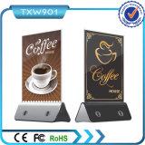 2016 de nieuwste Bank van de Macht van het Menu van de Lijst van de Winkel van de Koffie van Recharger van het Restaurant 6000mAh 10000mAh 13000mAh
