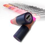 3D Lipstick pvc Power Bank