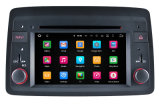 "7 "" collegamenti Android Android del telefono dell'automobile DVD Pkayer Carplay del panda anabbagliante per FIAT"