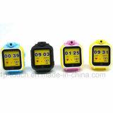 Kinder 3G GPS-Verfolger-Uhr-Telefon mit Multifunktions (D18)