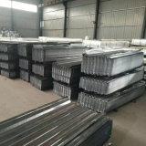 0.32mm acier de construction de navires de la plaque de tôle en acier galvanisé ondulé Matériaux
