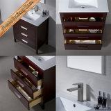 Fed-1210 32 дюйма современной керамической раковиной тонкий отель Мебель для ванной шкафа электроавтоматики