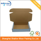 Papel personalizado Kraft papel corrugado caja (QYZ079)