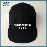 習慣5のパネルによって印刷されるロゴの野球帽のお父さんの帽子
