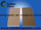 1.8mm flexível de pouco peso espumou folha do PVC para anunciar a impressão
