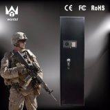 In hohem Grade befestigt und einfach, Pistole-sicheren Gewehr-Speicher-Safe-Kasten zu benützen