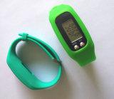Pedometro del Wristband, pedometro della caviglia, pedometro del sensore di G
