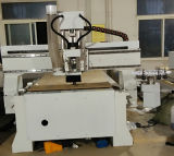 아크릴, PVC, MDF 의 8개의 공구를 가진 플라스틱을%s CNC 기계로 가공 센터