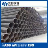 Tubo d'acciaio senza giunte del carbonio a laminazione a caldo di ASTM A106