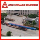 Tipo regulado cilindro hidráulico para a indústria de processamento