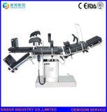 중국 공급 병원 장비 전기 다기능 외과 수술장 테이블