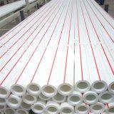 Weiße Farbe PPR Rohre des kaltes und Heißwasser-Zubehör-PPR
