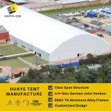 Большой открытый тебя от ветра 50X100m алюминий футбол играет спорт палатку событий