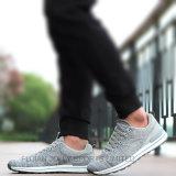 Комфорт обуви типа способа Knit резвится идущие ботинки для людей