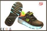 LEDの再充電可能な機能のローラーの靴を標識燈