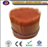 Paint Brush를 위한 플라스틱 PBT Tapered Hollow Solid Bristle Filament
