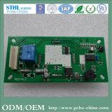 Prototipo PCB WiFi (2,4 GHz) PCB Tubo de PCB de la antena LED