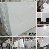저희는 호텔 프로젝트 이용했다 3cm 순수한 백색 석영 돌 석판 (Q171111)를