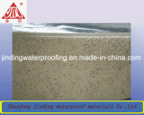 HDPE autoadhesiva Pre-Applied Membrana impermeable para la construcción de carreteras