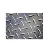 S235jrの穏やかなチェック模様の床の鋼板