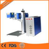 Impresora plástica de la tarjeta del laser de la insignia del CO2