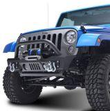 De VoorBumper 07+ van Wrangler van de jeep