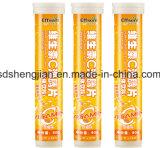 Boisson chaude de la vente de la Vitamine C Vitamine C comprimés effervescents