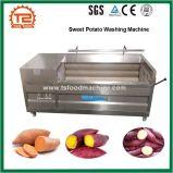 Arruela da batata e máquina de lavar da batata doce