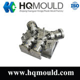 Elleboog Plastic Injection Mould voor Pipe Fitting met ISO (HQMOULD)