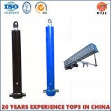 Professionele Telescopische Hydraulische Cilinder voor de Zware Vrachtwagen van de Stortplaats/Aanhangwagen/Kipwagen