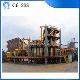1MW 5 MW de copeaux de bois granulés de bois paille de riz paille utilisée Power Plant de gazéification de biomasse