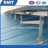 Système de montage de toit en aluminium industriel Kit solaire