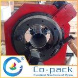 Machine de découpage de pipe d'acier inoxydable