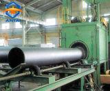 Macchina d'acciaio di granigliatura di serie di Qg per il tubo di pulizia